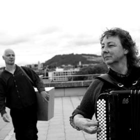 Bild: Freie Klänge - Dill – Paeffgen – Duo (Schweiz)