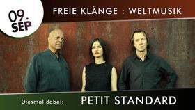 Bild: Freie Klänge - im September mit Petit Standard