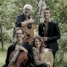 Bild: Ensemble Kouté : Psalmen, Tänze, Kostbarkeiten