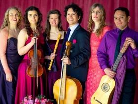 Bild: Staufener Musikwoche: Ensemble Los Temperamentos