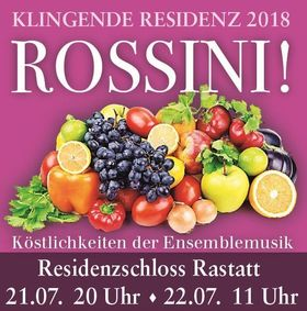 Bild: Klingende Residenz: Rossini! - - ausverkauft am 22.Juli!