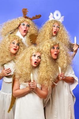 Bild: HERZEN IN TERZEN MIT KERZEN –  nur Engel singen schöner! - Deutschlands dienstälteste Girlgroup feiert Weihnachten
