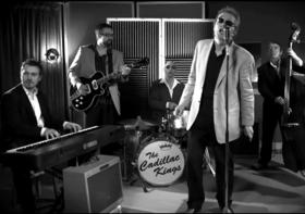 Bild: Blues Vibrations im Treff 10 - The Cadillac Kings