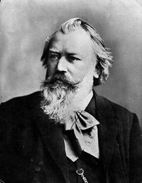 Bild: Der späte Brahms