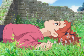 Mary and the Witch´s Flower von Hiromasa YONEBAYASHI - Nippon Animation
