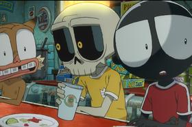 Mutafukaz von Shojiro NISHIMI und Guillaume Renard - Nippon Animation