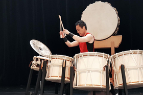 Taiko-Konzert - Nippon Culture