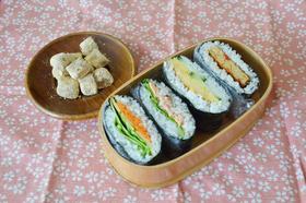 Kochkurs für Kids: Pausenbrot auf Japanisch - Nippon Kids