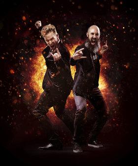 Bild: Mozart Heroes - On fire - von Mozart bis Metallica