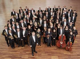 Bild: Sinfoniekonzert mit der Deutschen Staatsphilharmonie Rheinland- Pfalz mit Ch. Prick und K. Ruckgaber