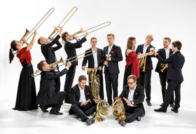 Bild: Brass-sonanz das Blechbläserensemble - Too darn hot!