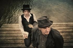 Bild: Mark Twain - Bernd Wengert und Micha Mavarek