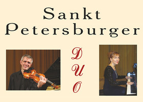 Bild: St. Petersburg Duo - Theater Haar