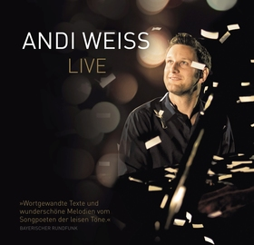 Bild: Kirchenkonzert - Andi Weiss live – laufen lernen