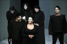 Bild: Margarete Maultasch - Landestheater Schwaben