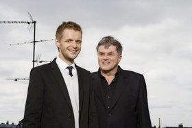 Bild: Volkmar Staub und Florian Schroeder - Zugabe – Der kabarettistische Jahresrückblick