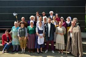Bild: Nagolder Bürgertheater 2018 - Romeo und Julia im Schwarzwald oder Der dreibeinige Hase