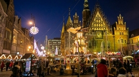 Bild: Volldampf zum Weihnachtsmarkt nach Breslau / Wroclaw (PL)