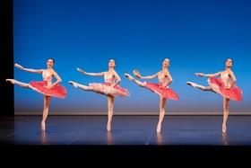 Bild: Ballettakademie Benedict-Manniegel - Kleine Schritte - Große Sprünge: Schulgala 2018