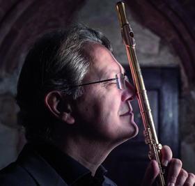 Bild: Giuseppe Nova - Flöte und Maurizio Fornero - Cembalo