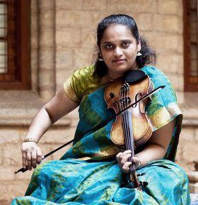 Bild: Jyotsna Srikanth ( Süd-Indien) -