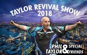 Bild: Taylor Revival Show - Phil Taylor & Special Friends
