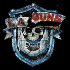 Bild: L.A. GUNS - special guests: Jared James Nichols & Stone Trigger