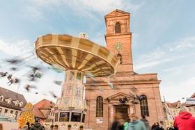 Bild: Warum die Nürnberger nicht nach Fürth durften und andere Kirchweihgeschichten