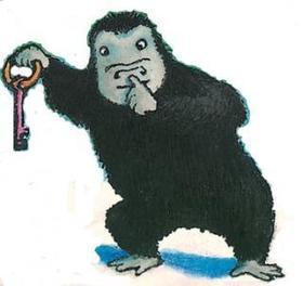 Bild: Gute Nacht Gorilla - mit dem Kindertheater Mär