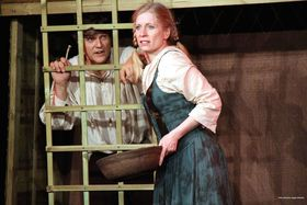 Bild: Hänsel & Gretel - Von Verena Bill nach den Gebrüdern Grimm