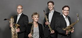 Bild: Pindakaas Saxophon-Quartett - Voyage