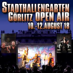 Bild: Stadthallengarten Görlitz Open Air 2018 - Festivalticket