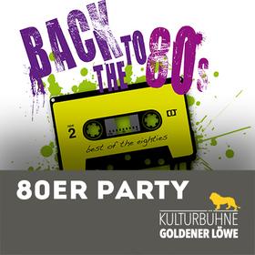 Bild: 80s Party