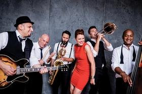 Bild: 17. Fürstenwalder Jazztage - Robyn Bennett & Bang Bang