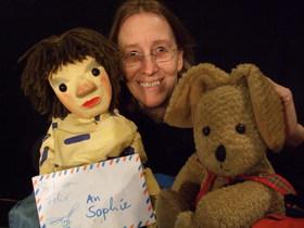 Bild: Briefe von Felix - Wodo Puppenspiel