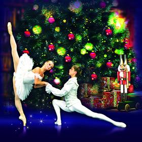 Bild: Der Nussknacker - Russisches klassisches Staatsballett - Der Nussknacker ist Weihnachten!