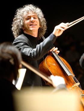 Bild: Komponisten und ihre Musen - Steven Isserlis & Connie Shih