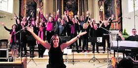 Bild: 30 Jahre gospel & more - Jubiläumskonzert zugunsten der Aktion 100 000 und Ulmer helft