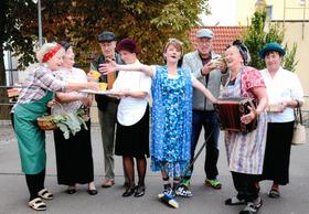Bild: Sächsische Sonntagssoiree mit der Mundartbühne Borna - Mir sin un mir bleim!