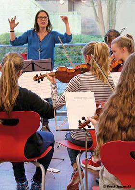 Bild: Orchesterkonzert - Eröffnungskonzert