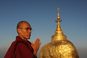 Bild: Myanmar - Buddhas goldenes Land