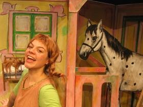 Bild: Theater Fritz und Freunde: Pippi Langstrumpf