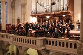 Bild: Chorkonzert Orgel Plus - Cantate domino