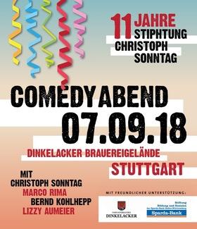 Bild: Jubiläumsfest - 11 Jahre Stiphtung Christoph Sonntag