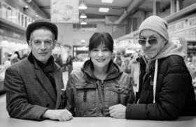 Ulla Meinecke Band - mit den Multi-Instrumentalisten Ingo York und Reinmar Henschke