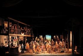 Bild: Die 13. Spielzeit der Metropolitan Opera - live Übertragung im C1 Cinema - Puccini LA FANCIULLA DEL WEST