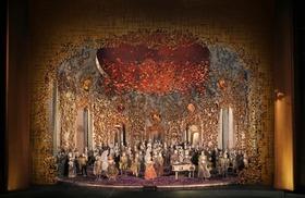Bild: Die 13. Spielzeit der Metropolitan Opera - live Übertragung im C1 Cinema - Verdi LA TRAVIATA