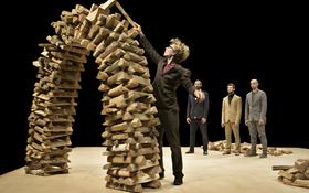 Bild: Claudio Stellato (B/I): La Cosa - 20. Int. Pforzheimer Musik und Theater Festival