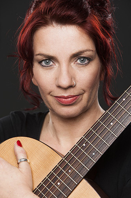 Bild: Dagmar Schönleber - Respekt von, für und mit Dagmar Schönleber