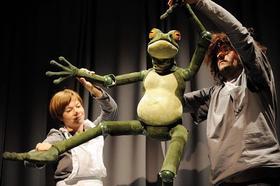 Bild: Der Froschkönig